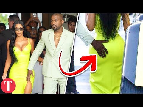 10 Strict Rules Kanye West Makes Kim Kardashian Follow That Proves He's JEALOUS
