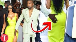 10 Strict Rules Kanye West Makes Kim Kardashian Follow That Proves He39s JEALOUS