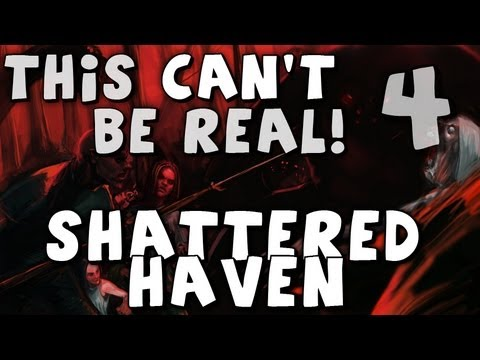 This Can't Be Real! - First Look at Shattered Haven - Episode 4 (Exit unknown) |