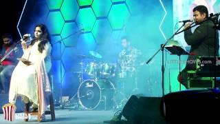 Saindhavi Concert AR Rahman Techofes 2015