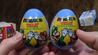 Mario Vs Sonic Egg Showdown