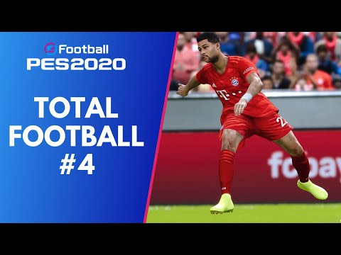 PES 2020 : TOTAL FOOTBALL #4