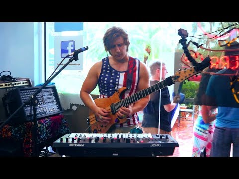 """First Song From """"Free Ice Cream Day"""" Gig (Perpetual Tweaking 2)"""