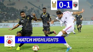 Hyderabad FC 0 - 1 NorthEast United FC - Match 16 Highlights | Hero ISL 2019-20