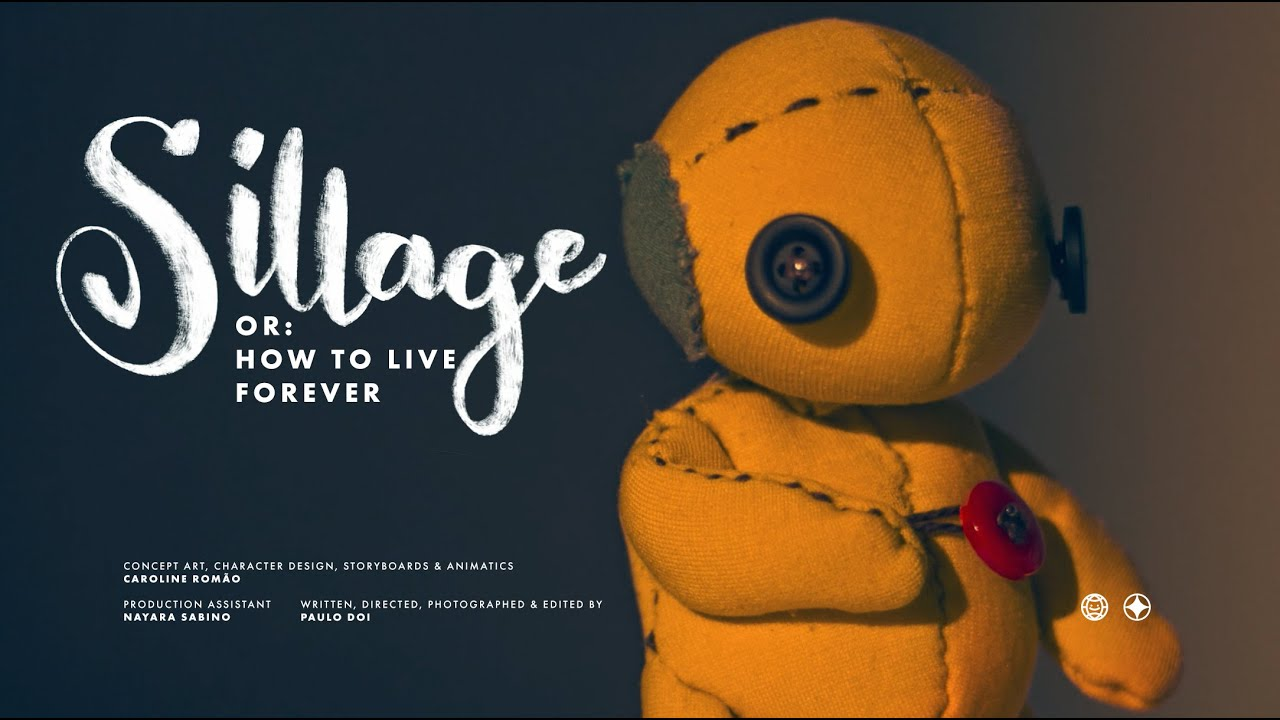 Sillage: or how to live forever  |  Stopmotion Animation  |  My RØDE Reel 2020