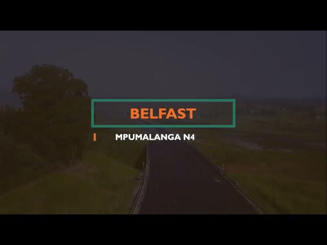 SANRAL Belfast Marchardo upgrades