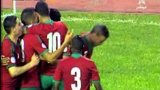 Côte d'Ivoire - Maroc 1-1 (المغرب - الكوت ديفوار)