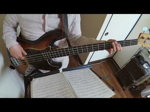 Musical Youth - Pass The Dutchie (bass cover)