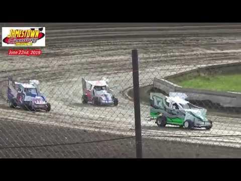 Jamestown Speedway Slingshot Races (6/22/19)