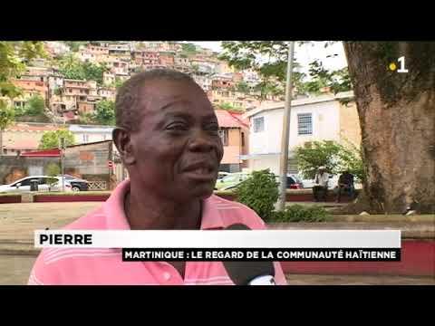 La diaspora haïtienne de Martinique
