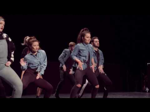 NUI Galway Inters 2017 - TCD - Hip Hop (3rd Place)