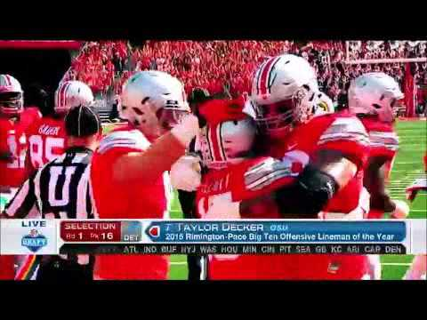 All Ohio State Players Drafted In First Two Rounds of 2016 NFL Draft