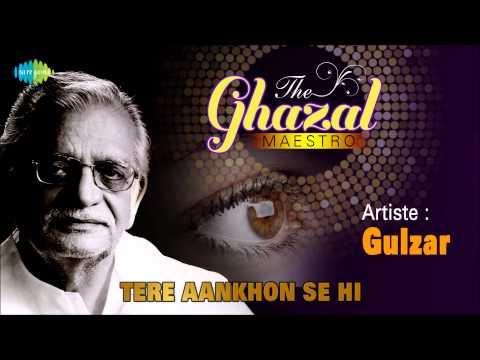 Tere Aankhon Se Hi | Gulzar Nazm In His Own Voice