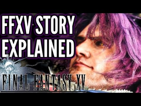 The ending of Final Fantasy XV, Noctis' true name and Ardyn's story explained (FFXV Spoilers)