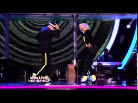 Peta Murgatroyd & James Maslow dancing Freestyle on DWTS 5 19 14 from YouTube · Duration:  1 minutes 36 seconds