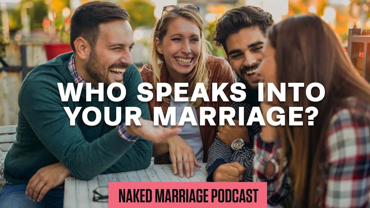 Marriage in Transition   The Naked Marriage Podcast   Dave