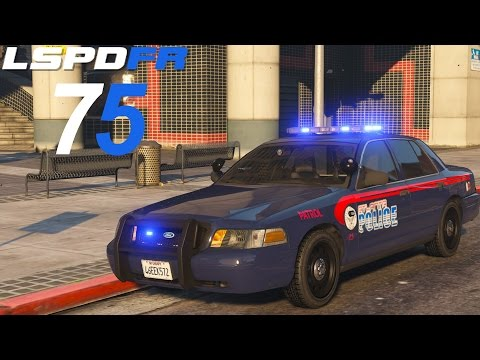 GTA 5 LSPDFR SP #75 Atlanta Police