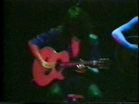EUROPE - Acoustic Guitar Solo (Live in Uppsala 1985)