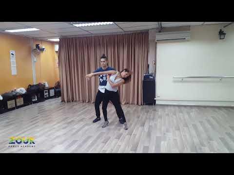 Felipe & Erica, ZoukRUSH Jul 2017, at Zouk Dance Academy