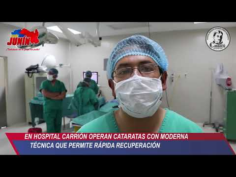 CIRUGÍA DE CATARATAS CON FACOEMULSIFICACIÓN