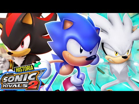 SONIC vs SHADOW vs SILVER 😨 | Sonic RIVALS 2 STORY from YouTube · Duration:  19 minutes 34 seconds