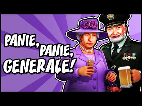 PANIE, PANIE, GENERALE! (Spy Party)