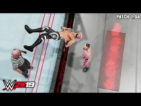 WWE 2K19 All-New Epic Moves Rising Stars Pack DLC! |