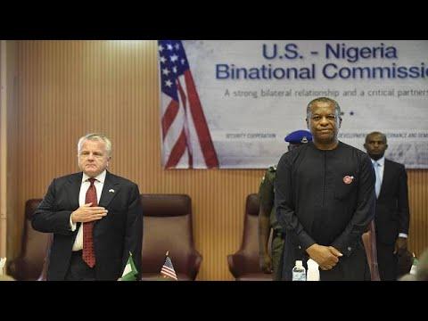 Nigeria, U.S. agree to set up bi-national commission