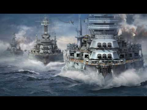 World of Warships Victory Port Theme [Peaceful Warrior]