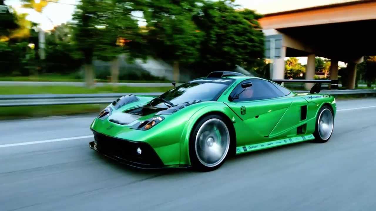 2014 Ddr Motorsport Green Miami Gt Grand Prix Edition