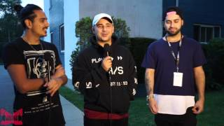 Palisades On No Chaser Video And Covering Drake Travis Scott