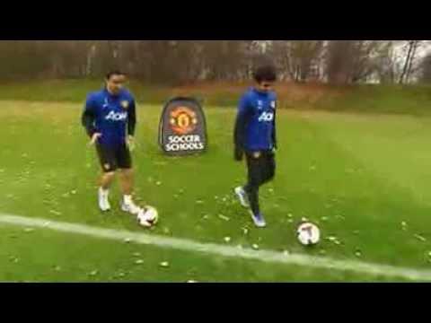 Fabio & Rafael Da Silva (Manchester United)