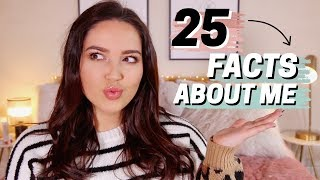 25 things you don't know about me 👽