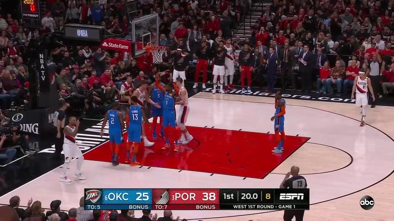 Meyers Leonard reportedly cut by Oklahoma City Thunder