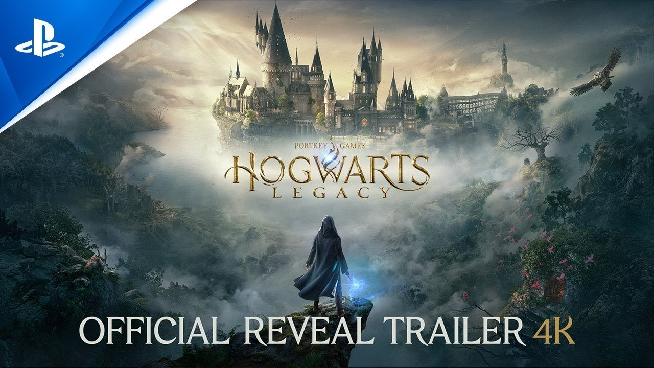 Hogwarts Legacy - Tanıtım Fragmanı | PS5