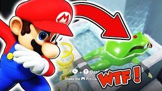 Die 3 BESTEN Mario Odyssey HACKS 🤩