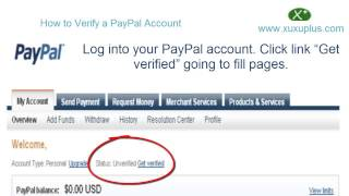 How To Verify PayPal Account With Debit Card | Easy Ways