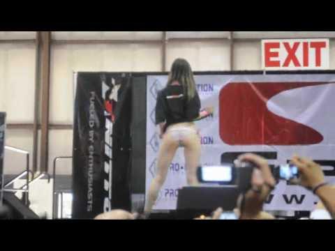 Lollime Bikini Fashion Show : SpoCom 2010 San Mateo