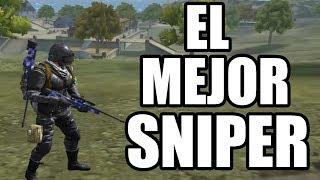 EL MEJOR SNIPER DE FREE FIRE