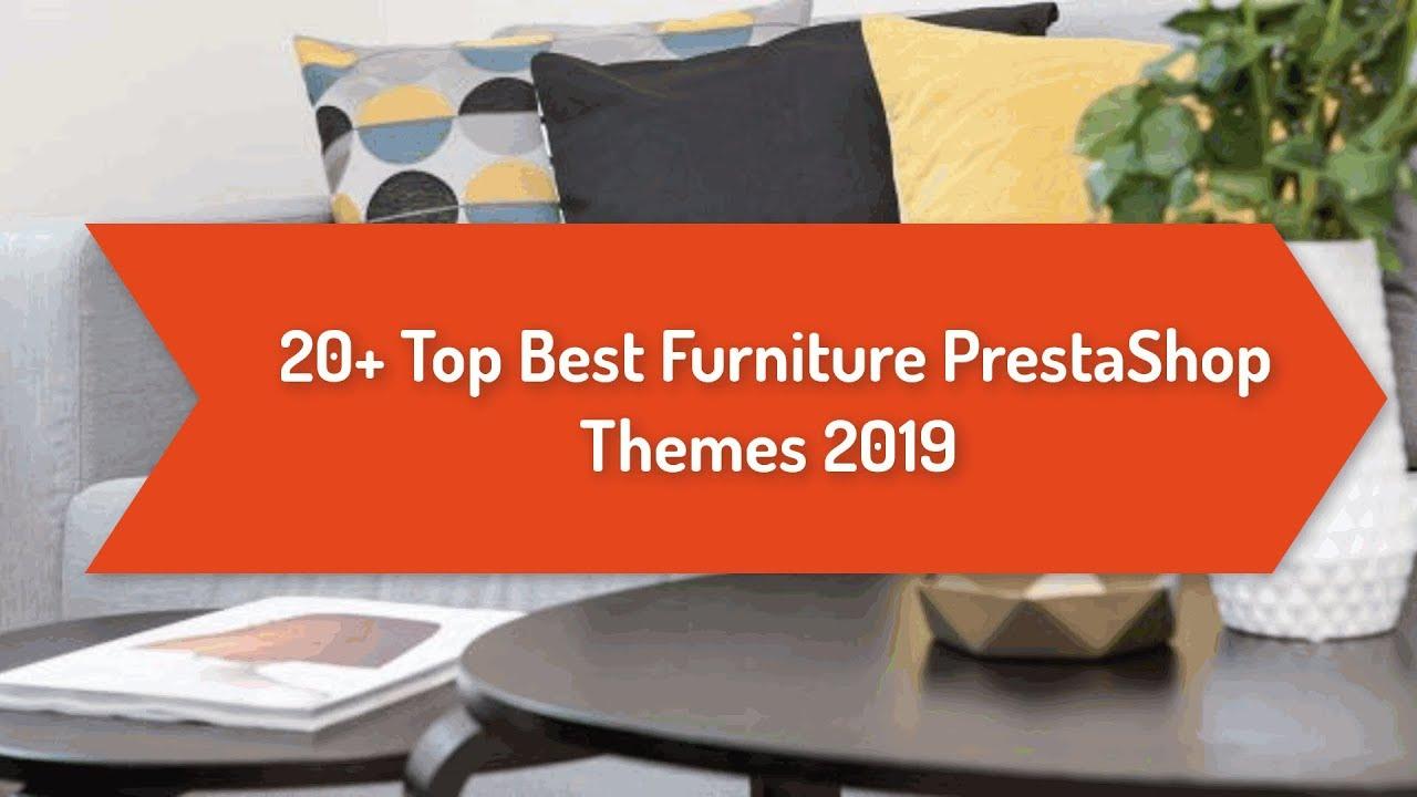 20 Top Best Furniture Prestashop Themes 2019 For Home Decor