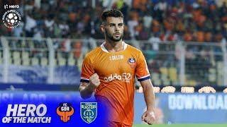 Hero of the Match - Hugo Boumous | FC Goa 3-2 Kerala Blasters FC | Hero ISL 2019-20