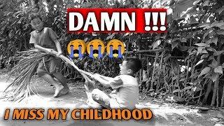 DAMN !!! I MISS MY CHILDHOOD 😭😭 KENANGAN INDAH MASA KECILKU