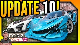 "Forza Horizon 4: ""Forza GT!?"" Update 10! Find Out Whats Coming! 😱"