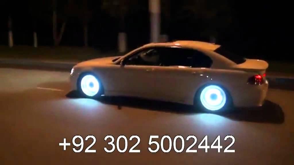 Led Lights For Cars >> Led Lights For Car Wheels Youtube