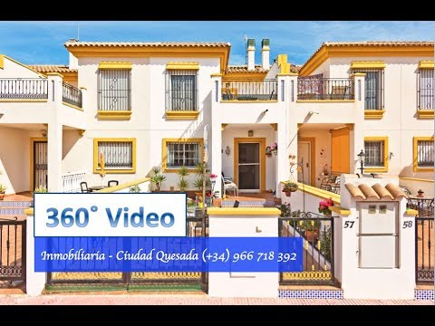 QRS 196 - 3 Bedrooms, 2 Bathrooms, Linked Duplex, Communal Swimming Pool