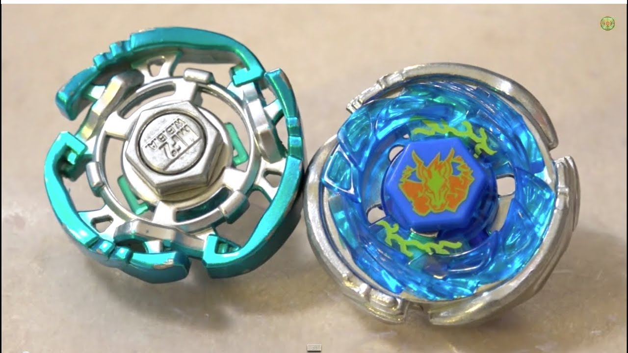 how to build a beyblade from metal