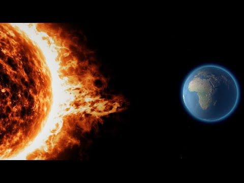 Massive Blast of Solar Cosmic Rays Incoming!, Epic Bomb Cyclones Strike Earth
