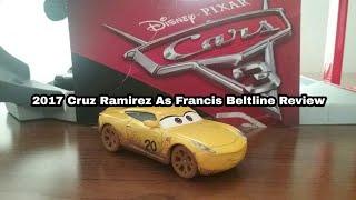 Cars 3 Cruz Ramirez as Francis Beltline