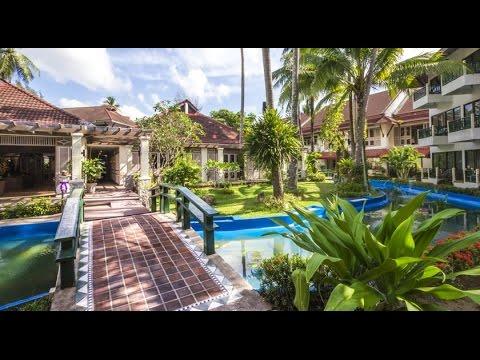 Отели Тайланда.Amora Beach Resort Phuket 4*.Банг Тао Бич.Обзор