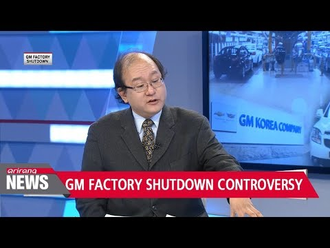GM's local factory shutdown decision controversies